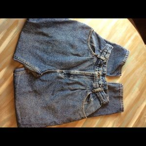 Vintage Jeans - High waisted vintage Lee mom jeans